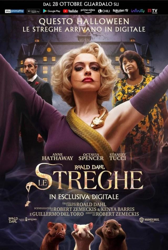 Le streghe (2020) poster locandina