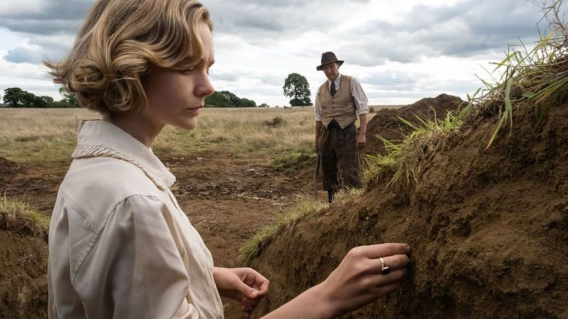 THE DIG: IL TRAILER DEL PERIOD DRAMA CON CAREY MULLIGAN E RALPH FIENNES