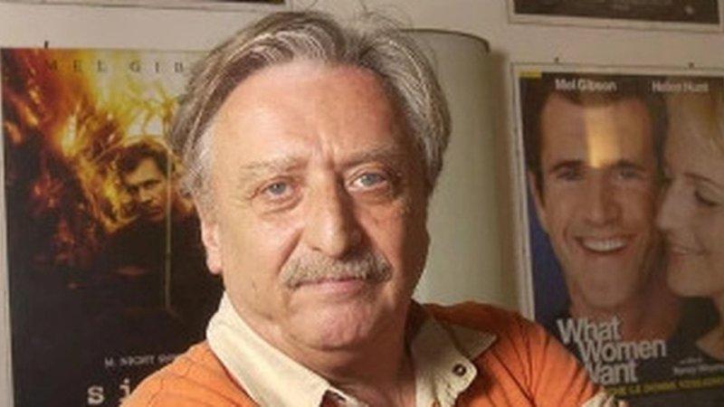 È MORTO CLAUDIO SORRENTINO, VOCE ITALIANA DI MEL GIBSON E JOHN TRAVOLTA