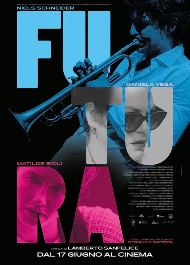 Futura (2021) poster locandina