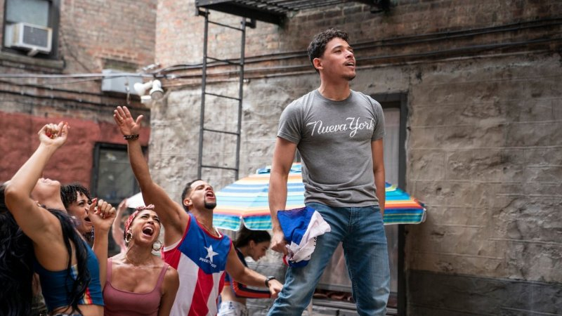 SOGNANDO A NEW YORK – IN THE HEIGHTS