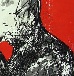 DREAM - Detail - Screen printing - (Ascanio Cuba)