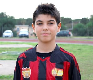 Giovanni Foddai, gol capolavoro contro la San Paolo Sassari