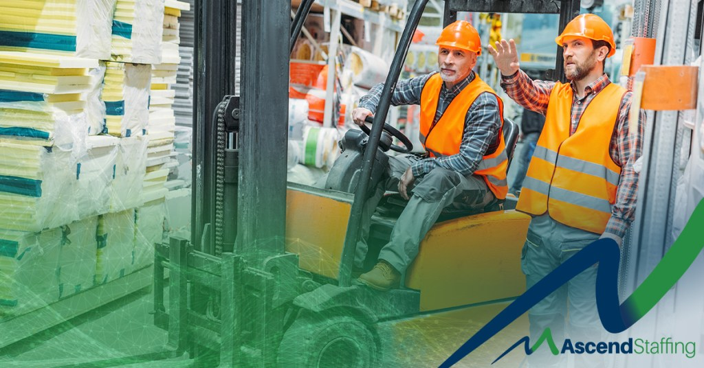 10 Important Rules for Forklift Safety 1
