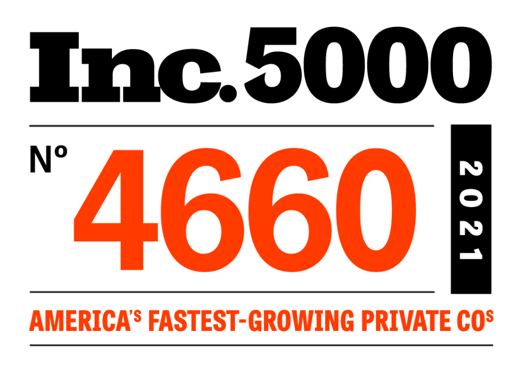 Ascend Staffing Made the Inc. 5000 2021 List 2