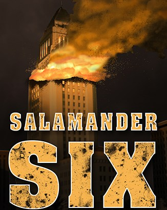 Salamander Six book cover