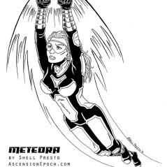 Meteora by Shell Presto