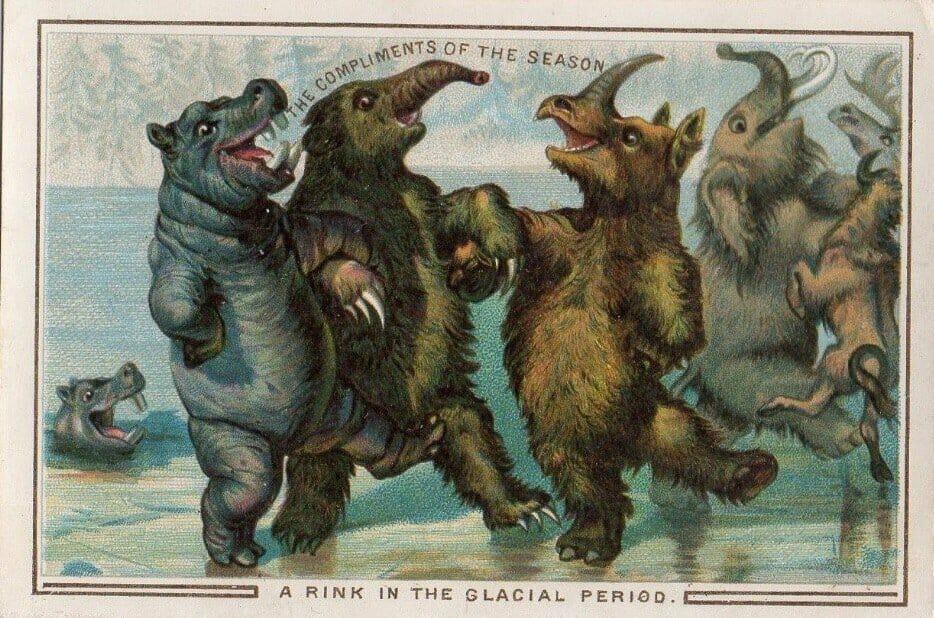 Atlantean Adventures in Ice Age North America