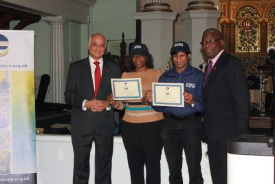 Congratulations to our newly graduated Harrow Street Pastors