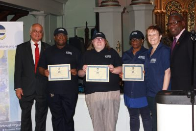Congratulations to our newly graduated Tower Hamlets Street Pastors