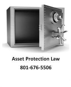 asset protection law