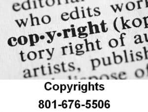 copyrights utah