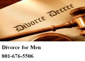 divorce for men
