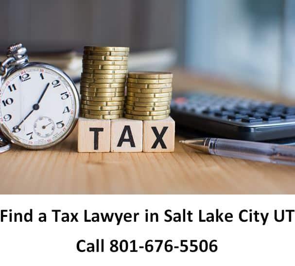 find a tax lawyer in salt lake city ut