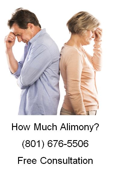 how much alimony