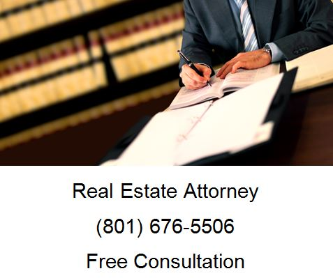 Utah Real Estate Law