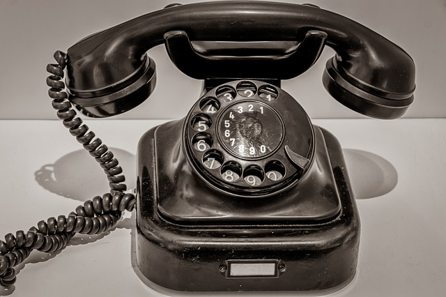 Phone Dial Technology Historically