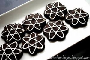 Atom Cookies