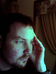 computer thinking