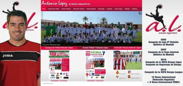 AL Eventos Deportivos - Campus De Fútbol Benidorm