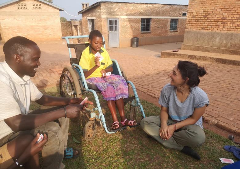 Attività in Rwanda ASCI-Variopinto