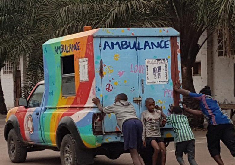 Equipe mobile a Kinshasa