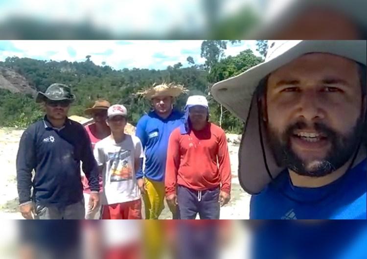 Obiettivo raggiunto! Iniziati i lavori a Manaus