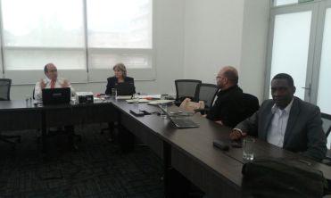 Reunión de Empalme Nueva Junta Directiva. 2018