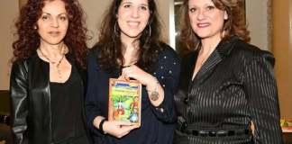 Sabato 5 maggio ore 18 presso la sala multimediale della Bottega del Terzo Settore in via Trento e Trieste ad Ascoli Piceno, la scrittrice ascolana Giorgia Spurio ha presentato la sua novità letteraria dedicata a bambini e ragazzi