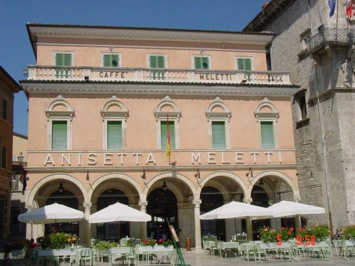 Il Caffè Meletti di Ascoli Piceno