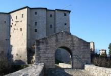 Il forte Malatesta di Ascoli