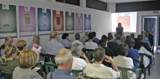 Un'immagine dell'evento Cupra per l'ambiente, foto da Ufficio stampa