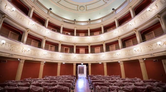 Il teatro dei filarmonici di Ascoli