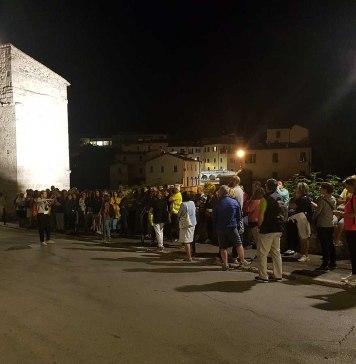 Camminata nel centro di Ascoli Piceno