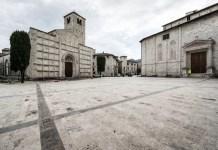 Piazza Ventidio Basso, Ascoli Piceno