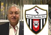 Massimo Pulcinelli è il nuovo presidente dell'Ascoli Calcio