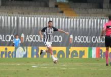 Daneiel Bezzegoli lascia l'Ascoli Calcio