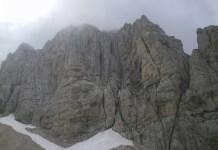 Il pizzo del diavolo sul Monte Vettore, foto da Wikipedia