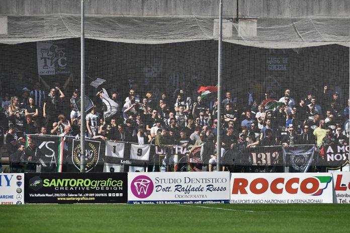 L'Ascoli si prepara ad affrontare la Salernitana, foto da pagina Facebook Ascoli Calcio