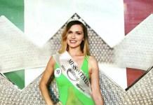 L'ascolana Erika Franceschini approda alla finalissima di Miss Italia