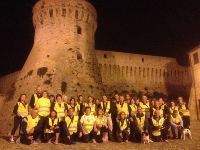 L'edizione 2016 della Camminata di San Francesco