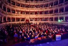 Il teatro Ventidio Basso di Ascoli Piceno, foto da ufficio stampaIl teatro Ventidio Basso di Ascoli Piceno, foto da ufficio stampa