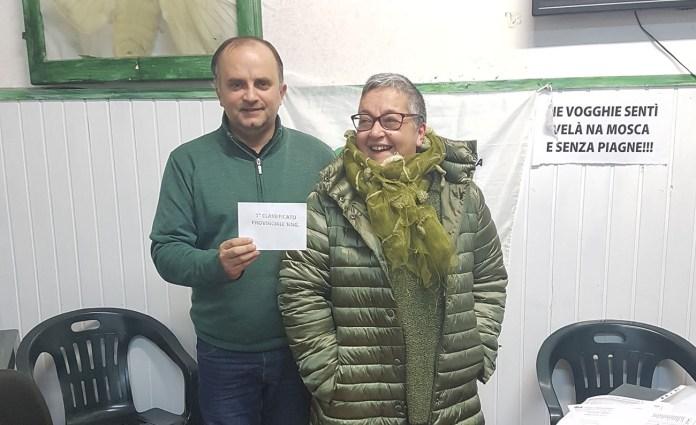 Anna Rita Passaretti, la campione provinciale di burracoAnna Rita Passaretti, la campione provinciale di burraco