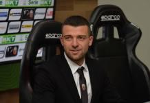 Emanuele Padella, capitano dell'Ascoli Calcio