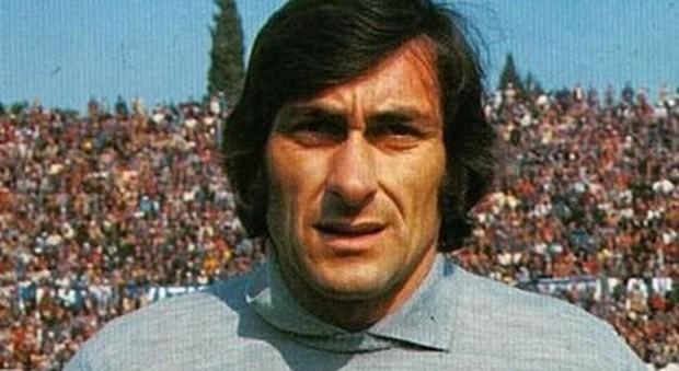 L'ex portiere dell'Ascoli Calcio Felice Pulici