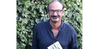 Lo scrittore Davide Grittani
