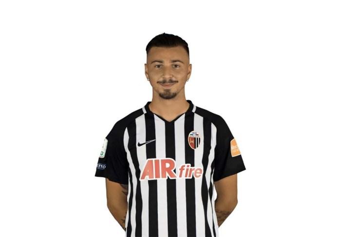 Ivaan De Santis lascia l'Ascoli Calcio in prestito