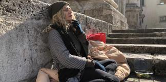 """Eva Grimaldi nel docu-film """"Luce..oltre il silenzio"""", girato ad Ascoli"""