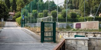 Il circolo sportivo Carisap di Ascoli, foto da sito ufficiale