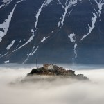Castelluccio di Norcia - Foto Giovanni Galardini (inviata da ufficio stamoa Scenari digitali)
